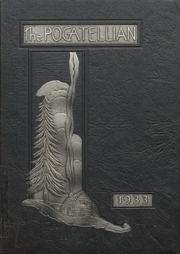 Page 1, 1933 Edition, Pocatello High School - Pocatellian Yearbook (Pocatello, ID) online yearbook collection