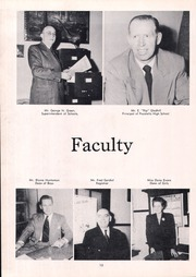 Page 14, 1950 Edition, Pocatello High School - Pocatellian Yearbook (Pocatello, ID) online yearbook collection