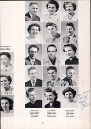 Page 39, 1950 Edition, Pocatello High School - Pocatellian Yearbook (Pocatello, ID) online yearbook collection