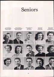 Page 46, 1950 Edition, Pocatello High School - Pocatellian Yearbook (Pocatello, ID) online yearbook collection