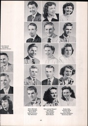 Page 47, 1950 Edition, Pocatello High School - Pocatellian Yearbook (Pocatello, ID) online yearbook collection
