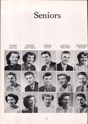 Page 48, 1950 Edition, Pocatello High School - Pocatellian Yearbook (Pocatello, ID) online yearbook collection