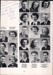 Page 49, 1950 Edition, Pocatello High School - Pocatellian Yearbook (Pocatello, ID) online yearbook collection