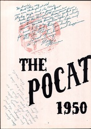Page 6, 1950 Edition, Pocatello High School - Pocatellian Yearbook (Pocatello, ID) online yearbook collection