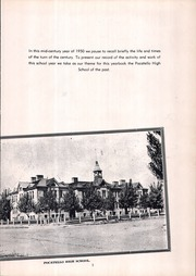 Page 9, 1950 Edition, Pocatello High School - Pocatellian Yearbook (Pocatello, ID) online yearbook collection