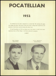 Page 13, 1952 Edition, Pocatello High School - Pocatellian Yearbook (Pocatello, ID) online yearbook collection