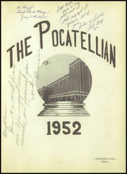 Page 5, 1952 Edition, Pocatello High School - Pocatellian Yearbook (Pocatello, ID) online yearbook collection