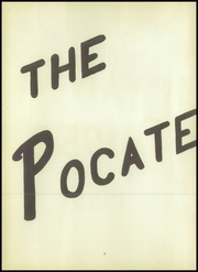 Page 6, 1952 Edition, Pocatello High School - Pocatellian Yearbook (Pocatello, ID) online yearbook collection