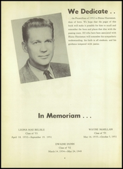 Page 8, 1952 Edition, Pocatello High School - Pocatellian Yearbook (Pocatello, ID) online yearbook collection
