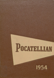 Pocatello High School - Pocatellian Yearbook (Pocatello, ID) online yearbook collection, 1954 Edition, Page 1