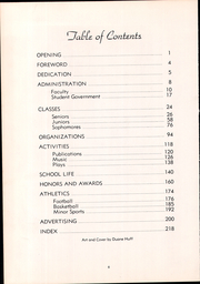 Page 10, 1957 Edition, Pocatello High School - Pocatellian Yearbook (Pocatello, ID) online yearbook collection