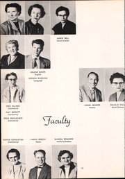 Page 16, 1957 Edition, Pocatello High School - Pocatellian Yearbook (Pocatello, ID) online yearbook collection