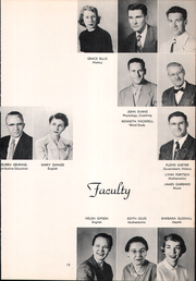 Page 17, 1957 Edition, Pocatello High School - Pocatellian Yearbook (Pocatello, ID) online yearbook collection