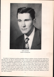 Page 9, 1957 Edition, Pocatello High School - Pocatellian Yearbook (Pocatello, ID) online yearbook collection