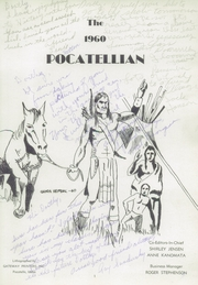 Page 5, 1960 Edition, Pocatello High School - Pocatellian Yearbook (Pocatello, ID) online yearbook collection