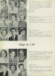 Page 14, 1953 Edition, Coeur d Alene High School - Norselander Yearbook (Coeur d Alene, ID) online yearbook collection