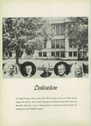Page 6, 1953 Edition, Coeur d Alene High School - Norselander Yearbook (Coeur d Alene, ID) online yearbook collection