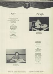 Page 7, 1953 Edition, Coeur d Alene High School - Norselander Yearbook (Coeur d Alene, ID) online yearbook collection
