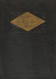 1928 Edition, Idaho Falls High School - Spud Yearbook (Idaho Falls, ID)