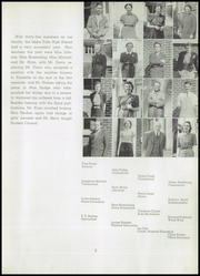 Page 13, 1940 Edition, Idaho Falls High School - Spud Yearbook (Idaho Falls, ID) online yearbook collection