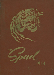 1944 Edition, Idaho Falls High School - Spud Yearbook (Idaho Falls, ID)