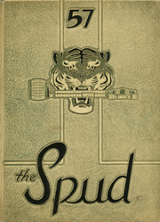 1957 Edition, Idaho Falls High School - Spud Yearbook (Idaho Falls, ID)