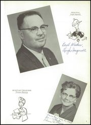 Page 11, 1958 Edition, Minico High School - Pantheon Yearbook (Rupert, ID) online yearbook collection