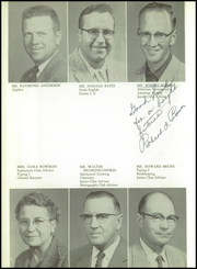 Page 12, 1958 Edition, Minico High School - Pantheon Yearbook (Rupert, ID) online yearbook collection