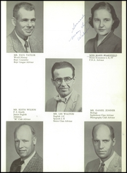 Page 17, 1958 Edition, Minico High School - Pantheon Yearbook (Rupert, ID) online yearbook collection