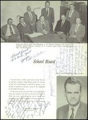 Page 9, 1958 Edition, Minico High School - Pantheon Yearbook (Rupert, ID) online yearbook collection