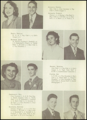 Page 14, 1950 Edition, Mountain Home High School - Prophet Yearbook (Mountain Home, ID) online yearbook collection