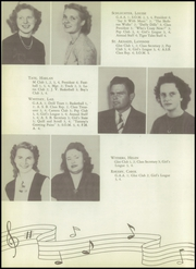 Page 16, 1950 Edition, Mountain Home High School - Prophet Yearbook (Mountain Home, ID) online yearbook collection