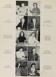 Page 14, 1949 Edition, Caldwell High School - Cougar Yearbook (Caldwell, ID) online yearbook collection