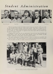 Page 16, 1949 Edition, Caldwell High School - Cougar Yearbook (Caldwell, ID) online yearbook collection