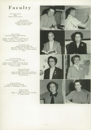 Page 14, 1953 Edition, Caldwell High School - Cougar Yearbook (Caldwell, ID) online yearbook collection
