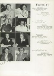 Page 15, 1953 Edition, Caldwell High School - Cougar Yearbook (Caldwell, ID) online yearbook collection
