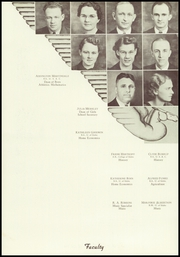 Page 10, 1939 Edition, Blackfoot High School - Bronco Yearbook (Blackfoot, ID) online yearbook collection