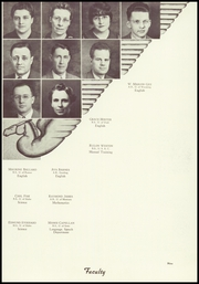 Page 11, 1939 Edition, Blackfoot High School - Bronco Yearbook (Blackfoot, ID) online yearbook collection