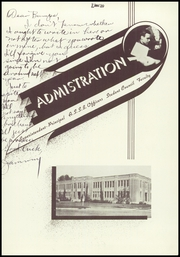 Page 7, 1939 Edition, Blackfoot High School - Bronco Yearbook (Blackfoot, ID) online yearbook collection