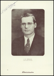 Page 8, 1939 Edition, Blackfoot High School - Bronco Yearbook (Blackfoot, ID) online yearbook collection