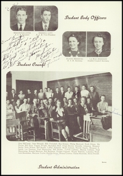 Page 9, 1939 Edition, Blackfoot High School - Bronco Yearbook (Blackfoot, ID) online yearbook collection