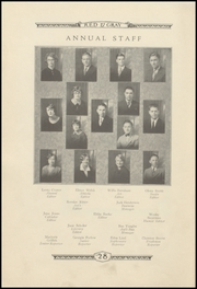 Page 10, 1928 Edition, Burley High School - Bobcat Yearbook (Burley, ID) online yearbook collection