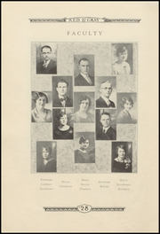 Page 12, 1928 Edition, Burley High School - Bobcat Yearbook (Burley, ID) online yearbook collection