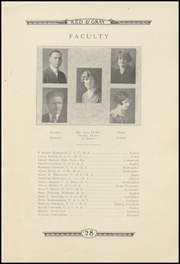 Page 13, 1928 Edition, Burley High School - Bobcat Yearbook (Burley, ID) online yearbook collection