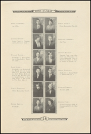 Page 17, 1928 Edition, Burley High School - Bobcat Yearbook (Burley, ID) online yearbook collection