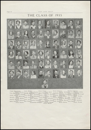 Page 16, 1933 Edition, Burley High School - Bobcat Yearbook (Burley, ID) online yearbook collection