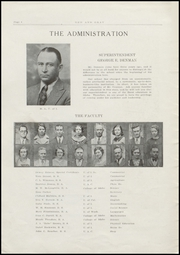 Page 6, 1933 Edition, Burley High School - Bobcat Yearbook (Burley, ID) online yearbook collection