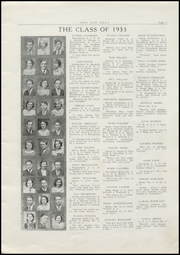 Page 7, 1933 Edition, Burley High School - Bobcat Yearbook (Burley, ID) online yearbook collection