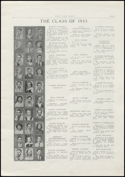 Page 9, 1933 Edition, Burley High School - Bobcat Yearbook (Burley, ID) online yearbook collection