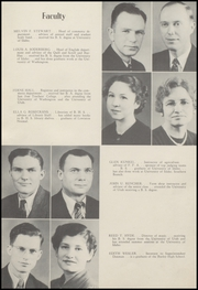 Page 13, 1937 Edition, Burley High School - Bobcat Yearbook (Burley, ID) online yearbook collection